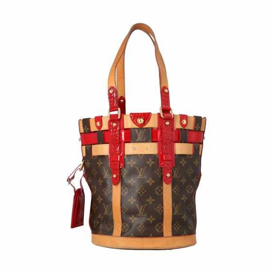 """LOUIS VUITTON bag bag """"NEO BUCKET"""", collection 2007. - photo 1"""