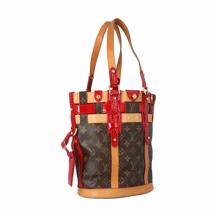 """LOUIS VUITTON bag bag """"NEO BUCKET"""", collection 2007. - photo 2"""