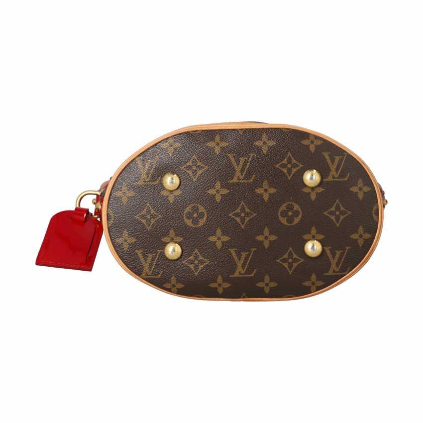 """LOUIS VUITTON bag bag """"NEO BUCKET"""", collection 2007. - photo 5"""