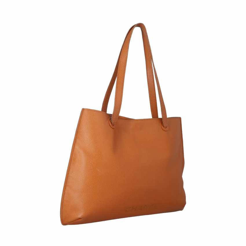 CHANEL VINTAGE shopper tote bag, collection 1997-99. - photo 2