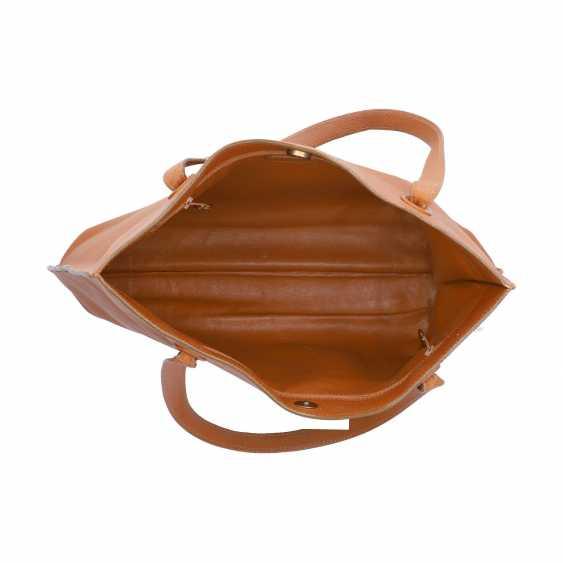 CHANEL VINTAGE shopper tote bag, collection 1997-99. - photo 6