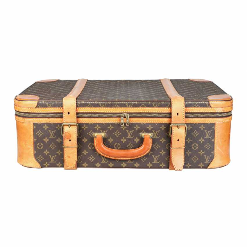 "LOUIS VUITTON VINTAGE travel suitcase ""STRATOS 70"", 70/80s. - photo 1"