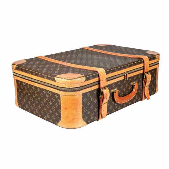 "LOUIS VUITTON VINTAGE travel suitcase ""STRATOS 70"", 70/80s. - photo 2"