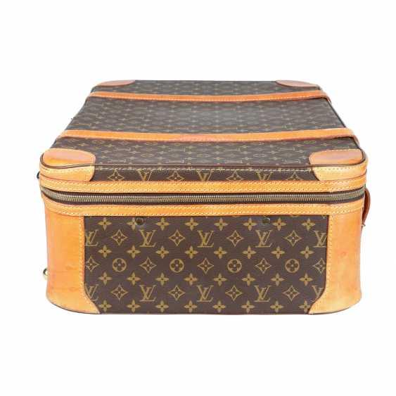 "LOUIS VUITTON VINTAGE travel suitcase ""STRATOS 70"", 70/80s. - photo 3"