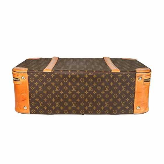 "LOUIS VUITTON VINTAGE travel suitcase ""STRATOS 70"", 70/80s. - photo 4"