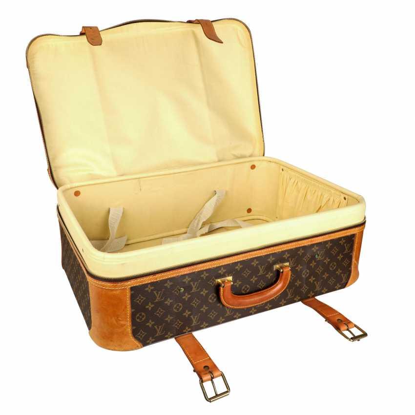 "LOUIS VUITTON VINTAGE travel suitcase ""STRATOS 70"", 70/80s. - photo 6"