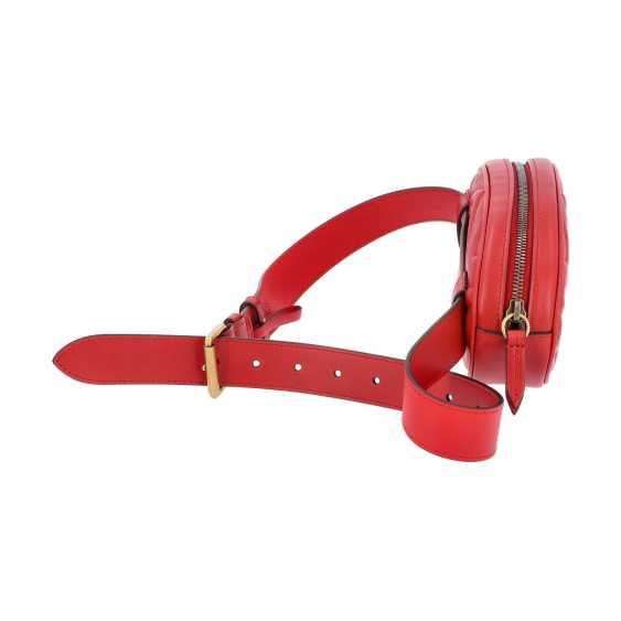 "GUCCI belt bag ""GG MARMONT"". Belt length 75cm. - photo 3"