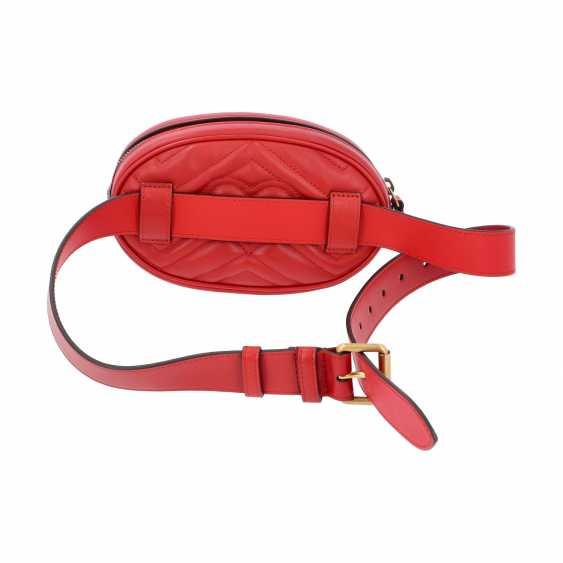 "GUCCI belt bag ""GG MARMONT"". Belt length 75cm. - photo 4"