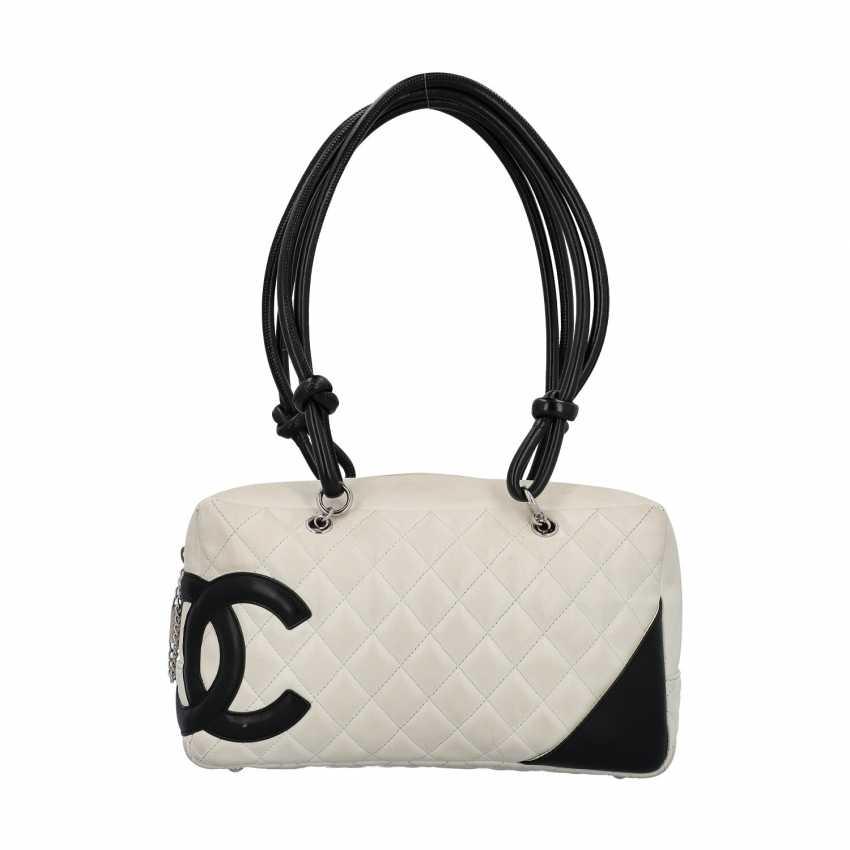 "CHANEL shoulder bag ""CAMBON LIGNE"", 2004/2005 collection. - photo 1"