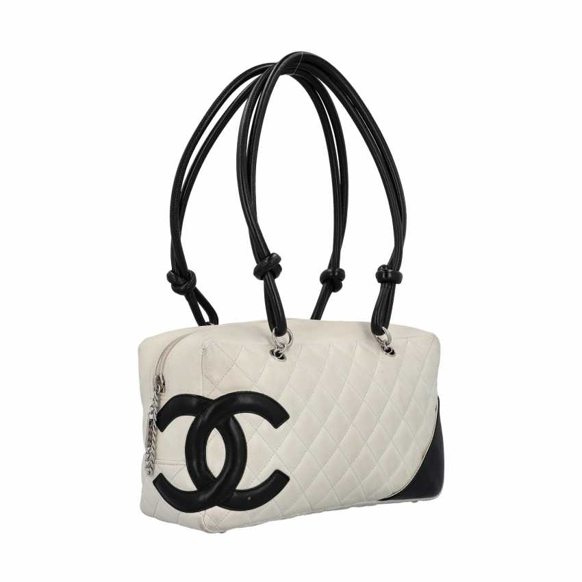 "CHANEL shoulder bag ""CAMBON LIGNE"", 2004/2005 collection. - photo 2"