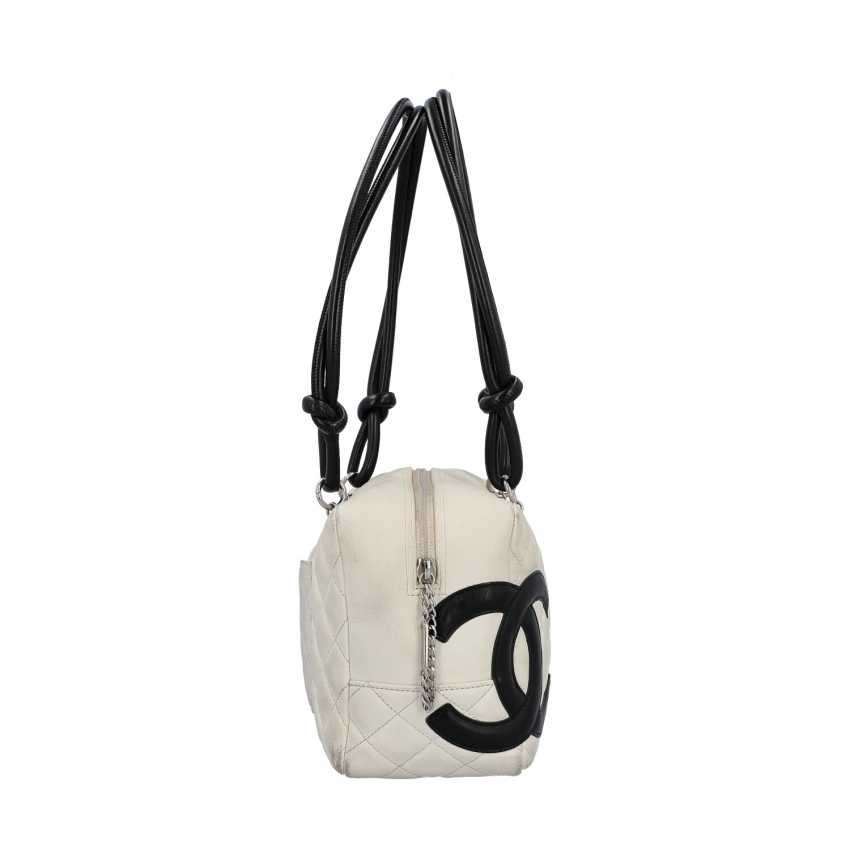 "CHANEL shoulder bag ""CAMBON LIGNE"", 2004/2005 collection. - photo 3"