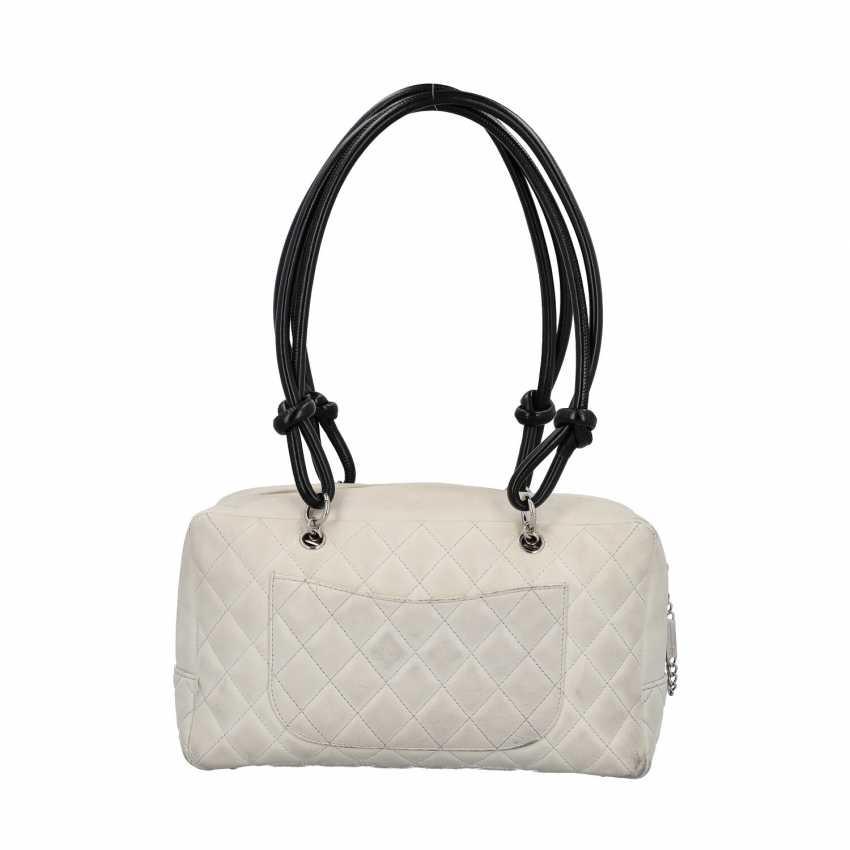 "CHANEL shoulder bag ""CAMBON LIGNE"", 2004/2005 collection. - photo 4"