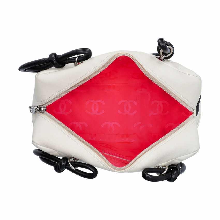 "CHANEL shoulder bag ""CAMBON LIGNE"", 2004/2005 collection. - photo 6"