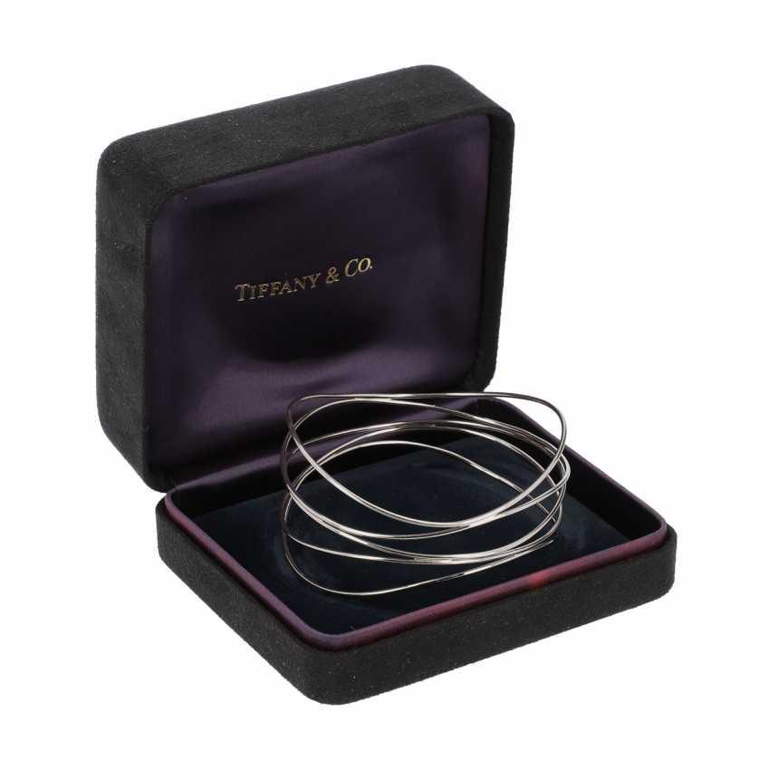 "TIFFANY & co. bangle bracelet ""WAVE"", current new price: 4.150,-€. - photo 3"