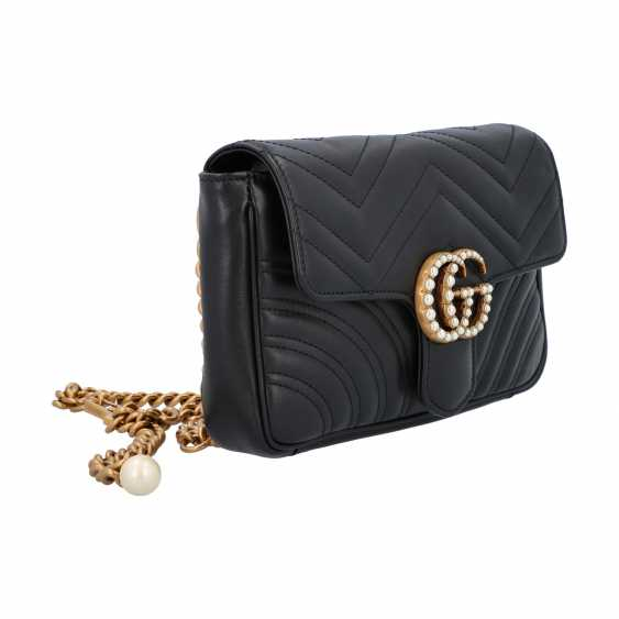"""GUCCI waist bag """"MARMONT 2.0"""", factory price approx.: € 1.900,-€. - photo 2"""