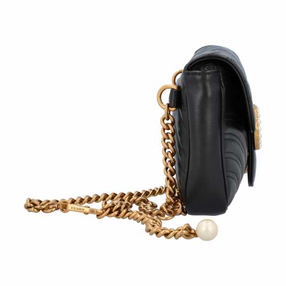 """GUCCI waist bag """"MARMONT 2.0"""", factory price approx.: € 1.900,-€. - photo 3"""
