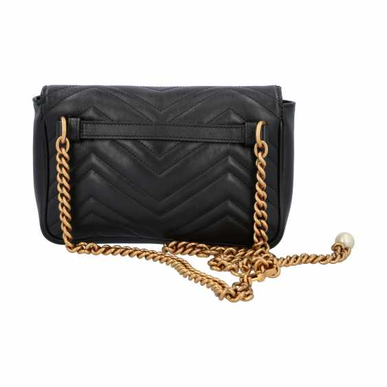 """GUCCI waist bag """"MARMONT 2.0"""", factory price approx.: € 1.900,-€. - photo 4"""