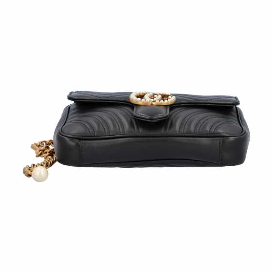 """GUCCI waist bag """"MARMONT 2.0"""", factory price approx.: € 1.900,-€. - photo 5"""