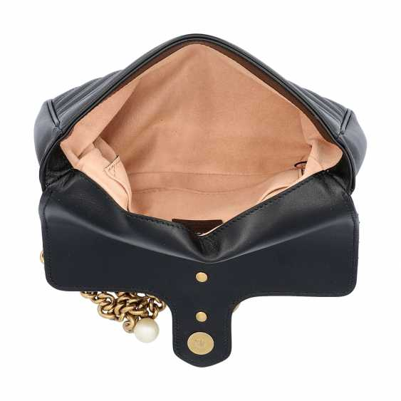 """GUCCI waist bag """"MARMONT 2.0"""", factory price approx.: € 1.900,-€. - photo 6"""