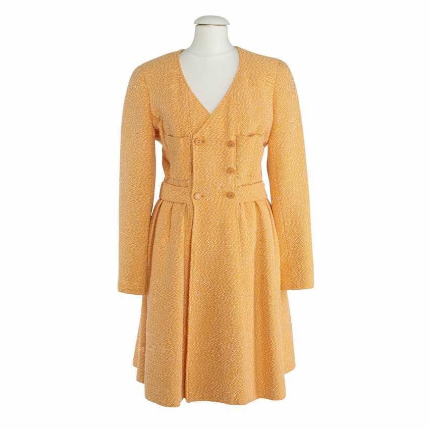 CHANEL BOUTIQUE VINTAGE sheath dress, Size 38. - photo 1