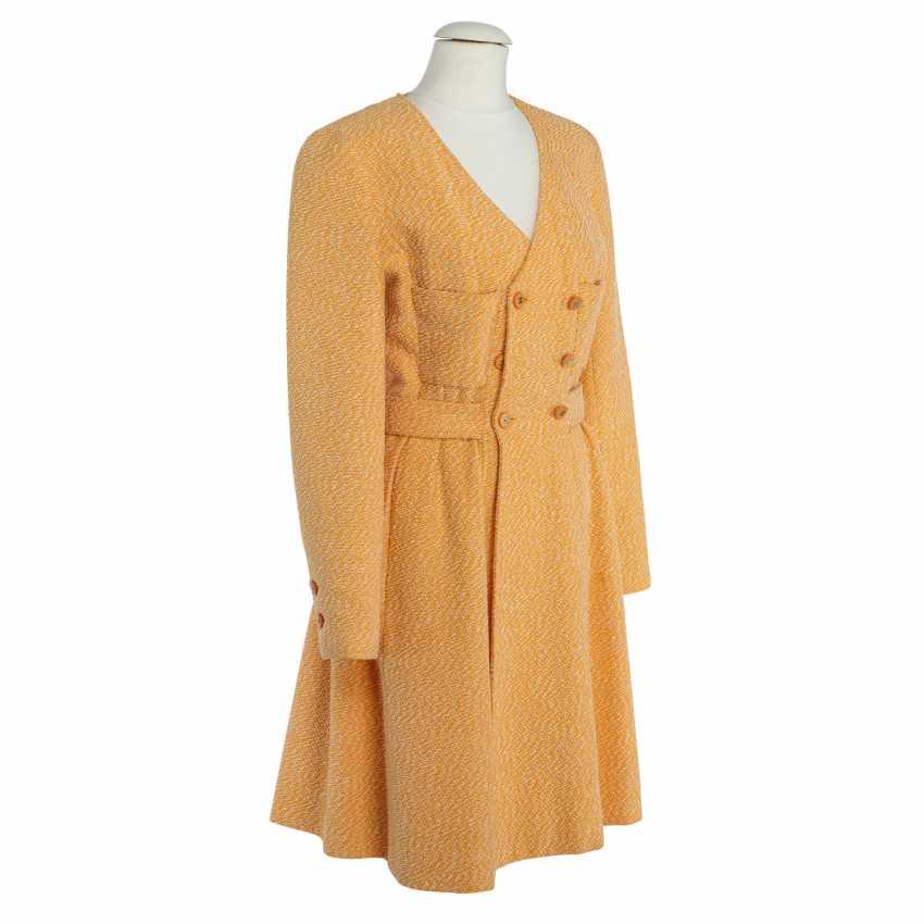 CHANEL BOUTIQUE VINTAGE sheath dress, Size 38. - photo 2