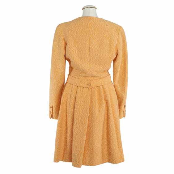 CHANEL BOUTIQUE VINTAGE sheath dress, Size 38. - photo 4