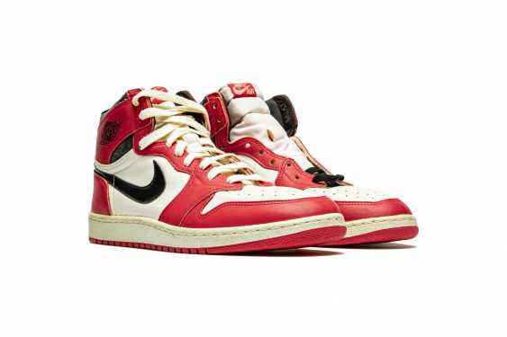 Air Jordan 1 TYPS, Player Exclusive Signed Sneaker - photo 10