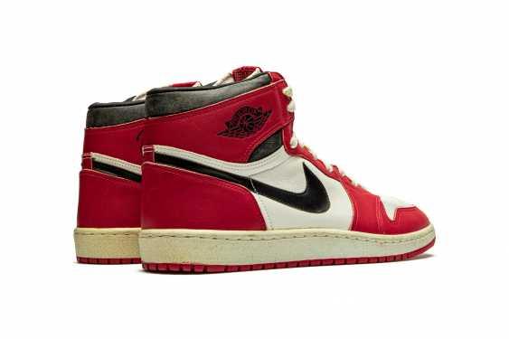 Air Jordan 1 TYPS, Player Exclusive Signed Sneaker - photo 11