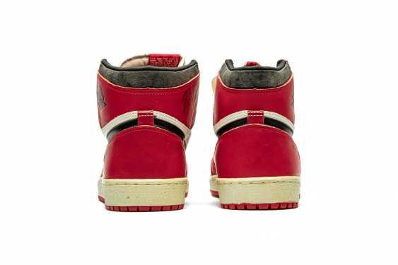 Air Jordan 1 TYPS, Player Exclusive Signed Sneaker - photo 12