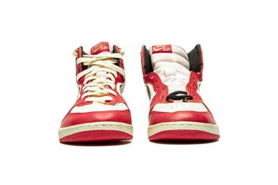 Air Jordan 1 TYPS, Player Exclusive Signed Sneaker - photo 13