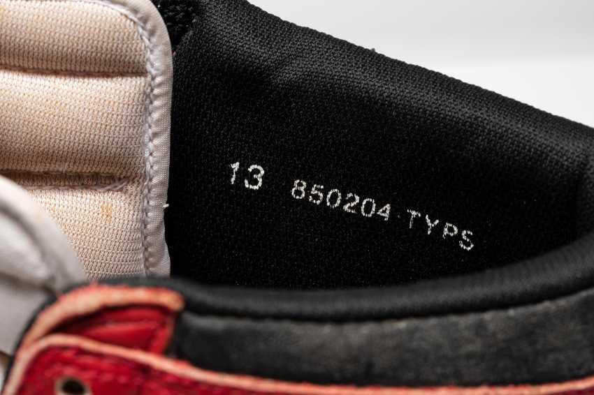 Air Jordan 1 TYPS, Player Exclusive Signed Sneaker - photo 15