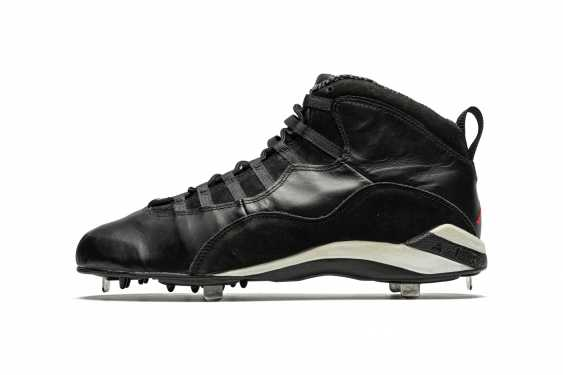 Air Jordan 10 Baseball Cleat, Sample - photo 2
