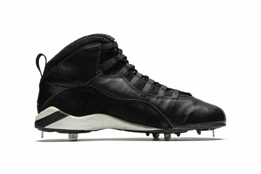 Air Jordan 10 Baseball Cleat, Sample - photo 3