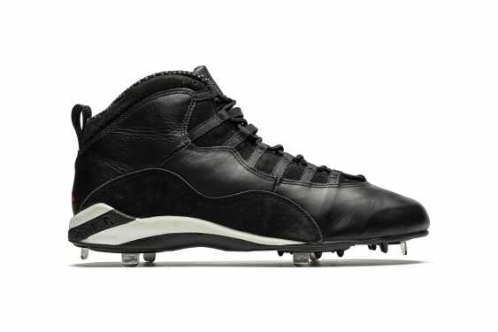 Air Jordan 10 Baseball Cleat, Sample - photo 6