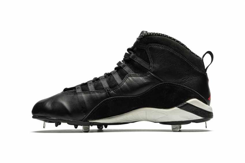 Air Jordan 10 Baseball Cleat, Sample - photo 7