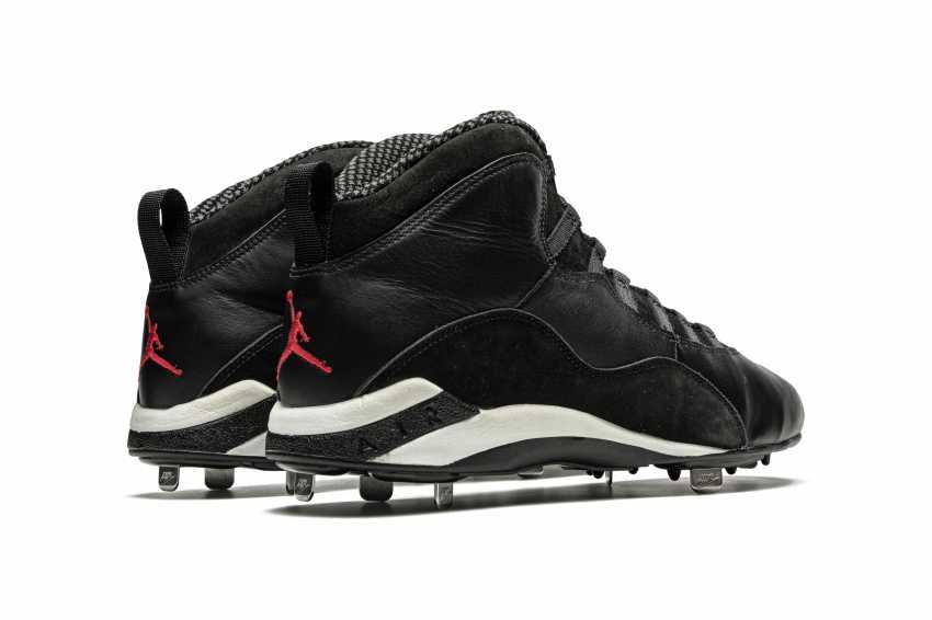Air Jordan 10 Baseball Cleat, Sample - photo 11