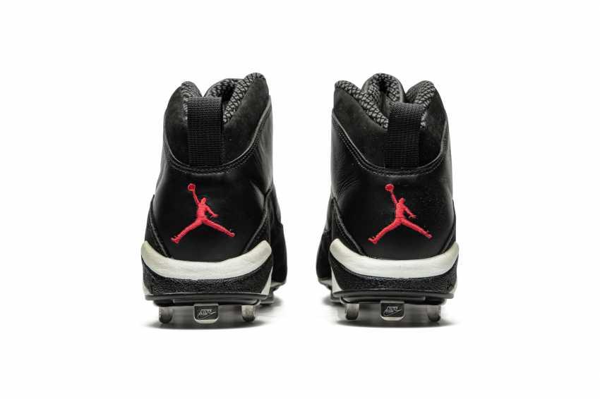 Air Jordan 10 Baseball Cleat, Sample - photo 12