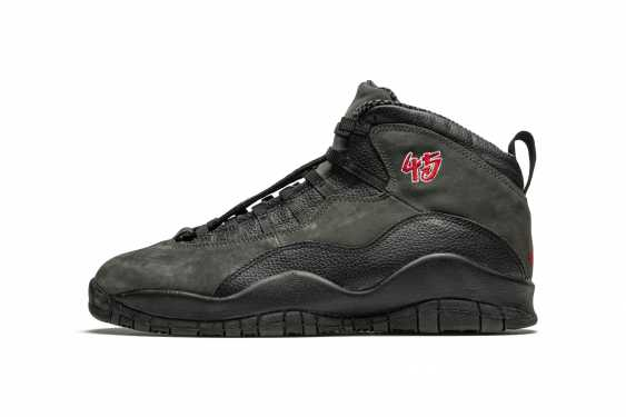 "Air Jordan 10 ""Shadow,"" Player Exclusive Sneaker - photo 2"