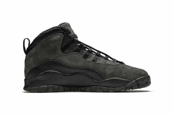 "Air Jordan 10 ""Shadow,"" Player Exclusive Sneaker - photo 3"