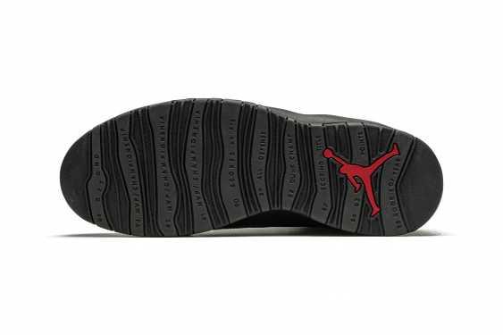 "Air Jordan 10 ""Shadow,"" Player Exclusive Sneaker - photo 4"