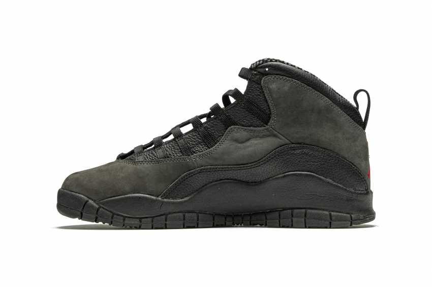 "Air Jordan 10 ""Shadow,"" Player Exclusive Sneaker - photo 7"