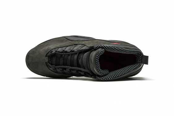 "Air Jordan 10 ""Shadow,"" Player Exclusive Sneaker - photo 9"