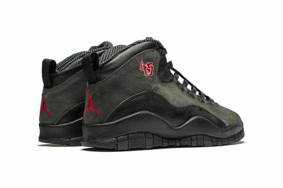 "Air Jordan 10 ""Shadow,"" Player Exclusive Sneaker - photo 11"
