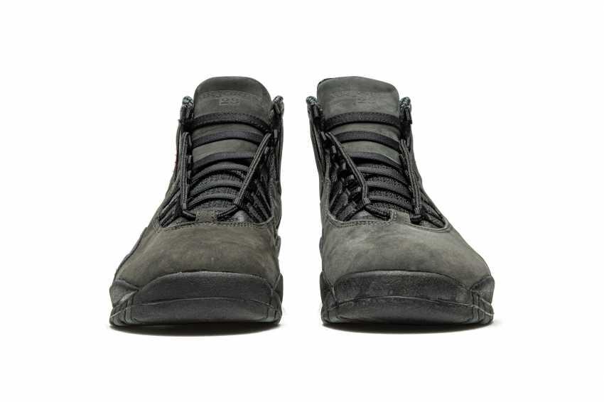 "Air Jordan 10 ""Shadow,"" Player Exclusive Sneaker - photo 13"