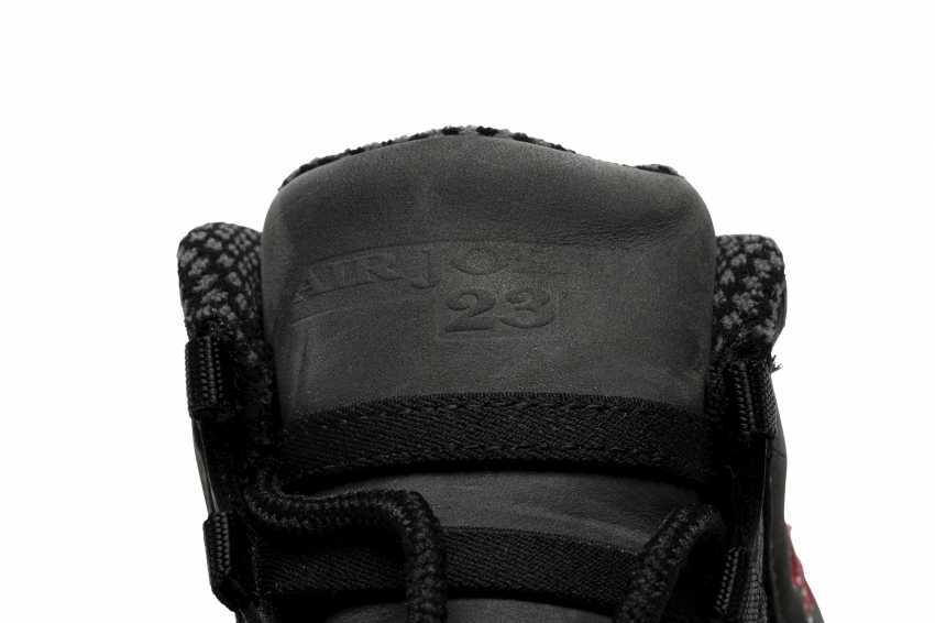 "Air Jordan 10 ""Shadow,"" Player Exclusive Sneaker - photo 15"