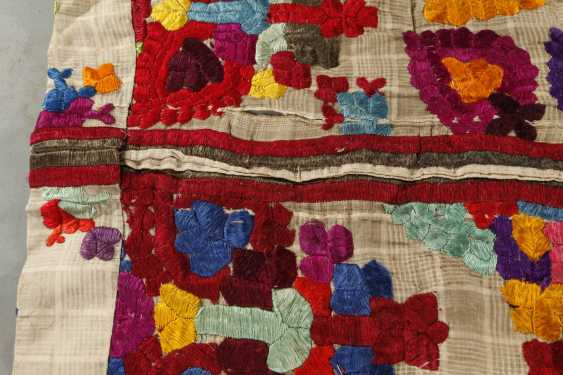 Moroccan Silk Embroidery - photo 2