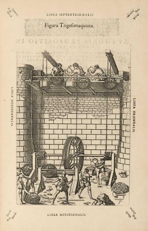 BESSON, Jacques (1540-1573) - Theatrum Instrumentorum et Machinarum - photo 1