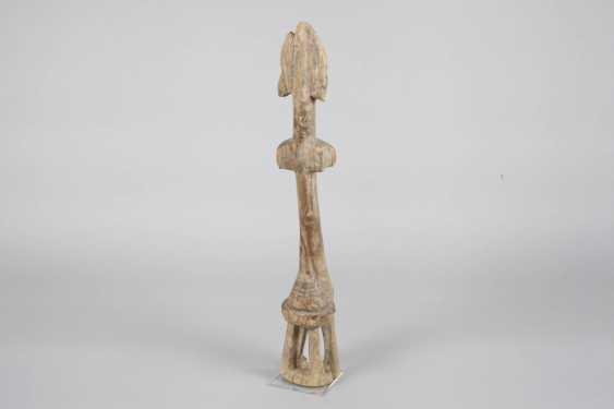 Figur der Mumuye - photo 3