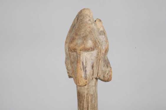 Figur der Mumuye - photo 4