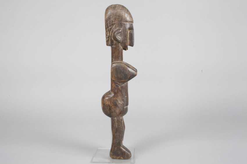 Ancestor figure of the Bamara - photo 3